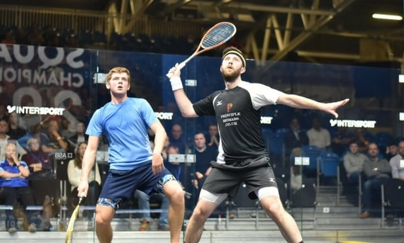 Daryl Selby will face Nick Matthew at the PSL Final in Manchester