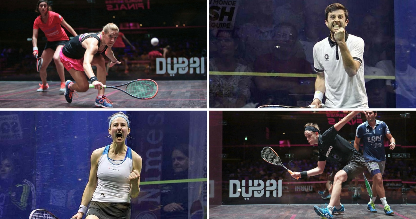 England Squash - WSF World Doubles Championships tickets on sale