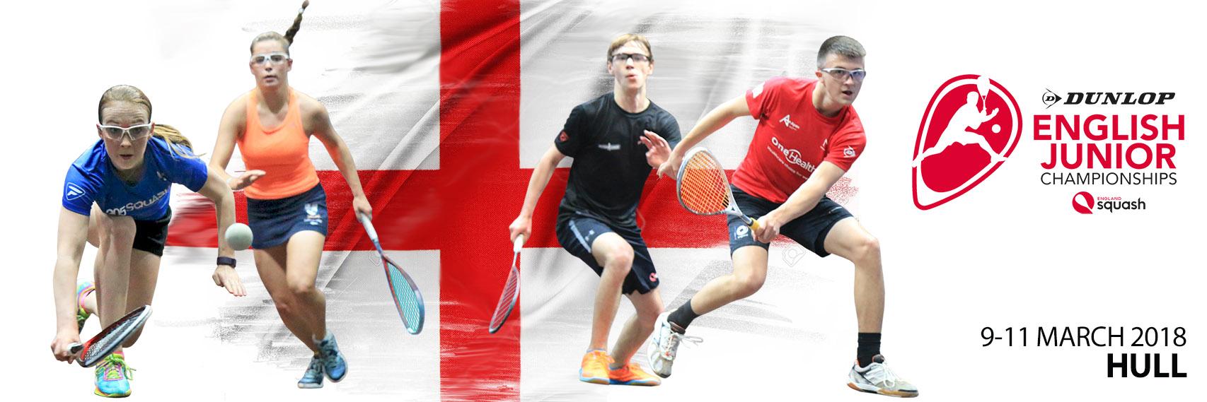 Dunlop English Junior Championships