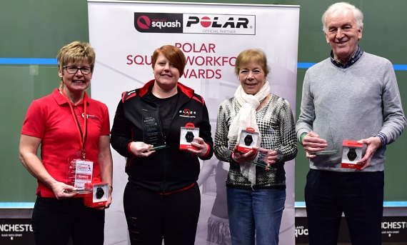 Polar Workforce Award winners