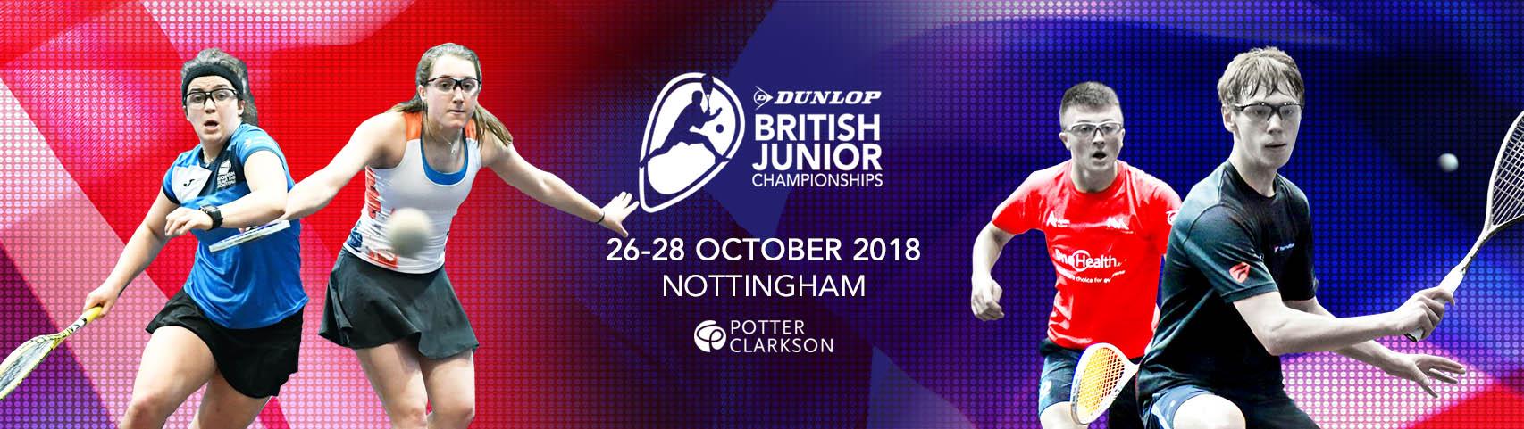 Dunlop British Junior Championships