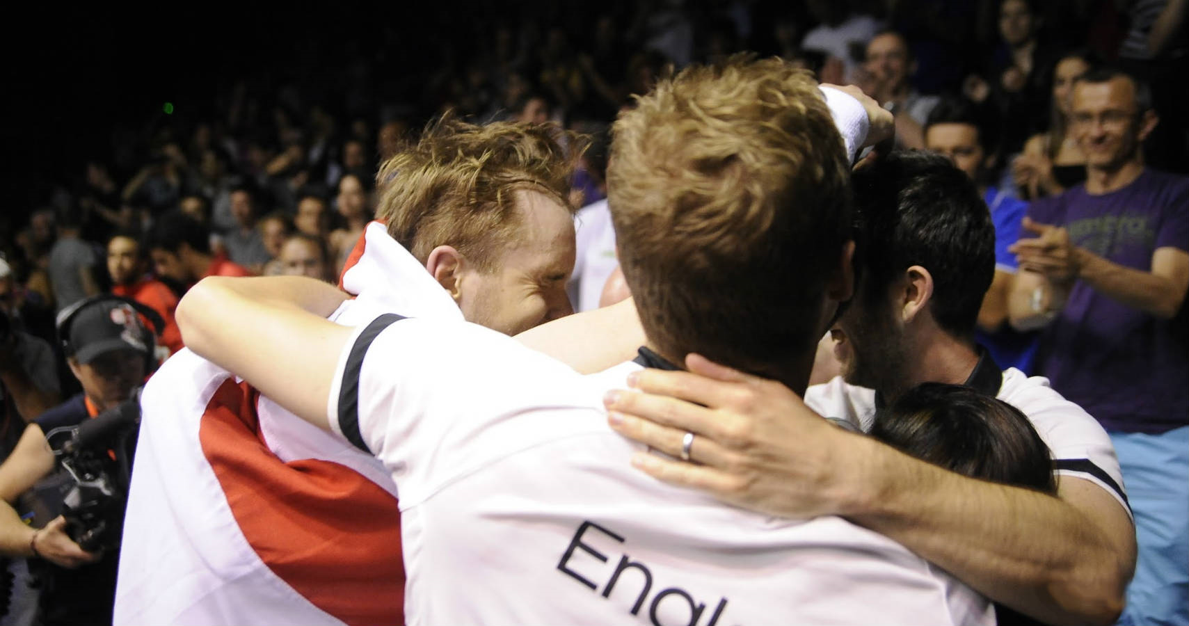 Team England Men