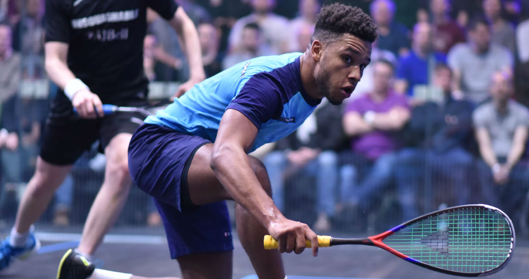Richie Fallows at Nationals