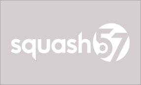 White Squash 57 logo