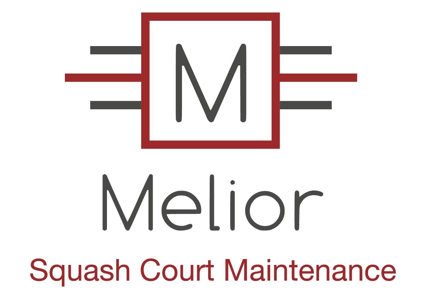 Melior Squash Court Maintenance logo