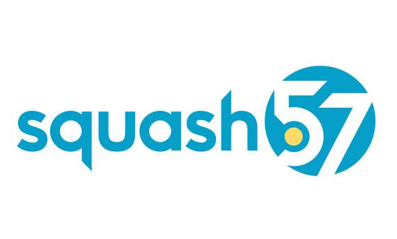 Squash57 logo