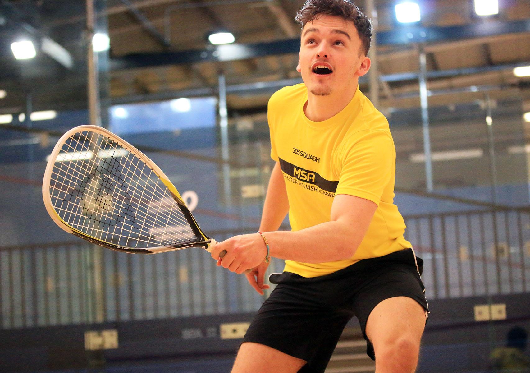 Squash 57 player