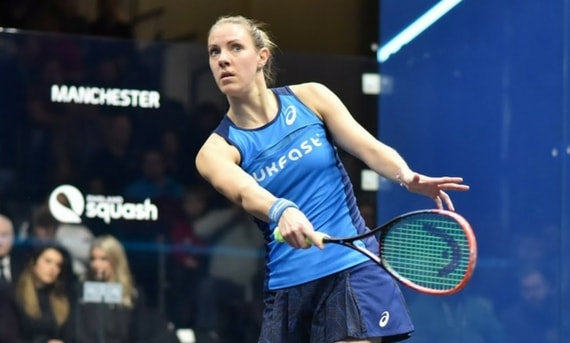 Laura Massaro is on the hunt for her second title in Hull