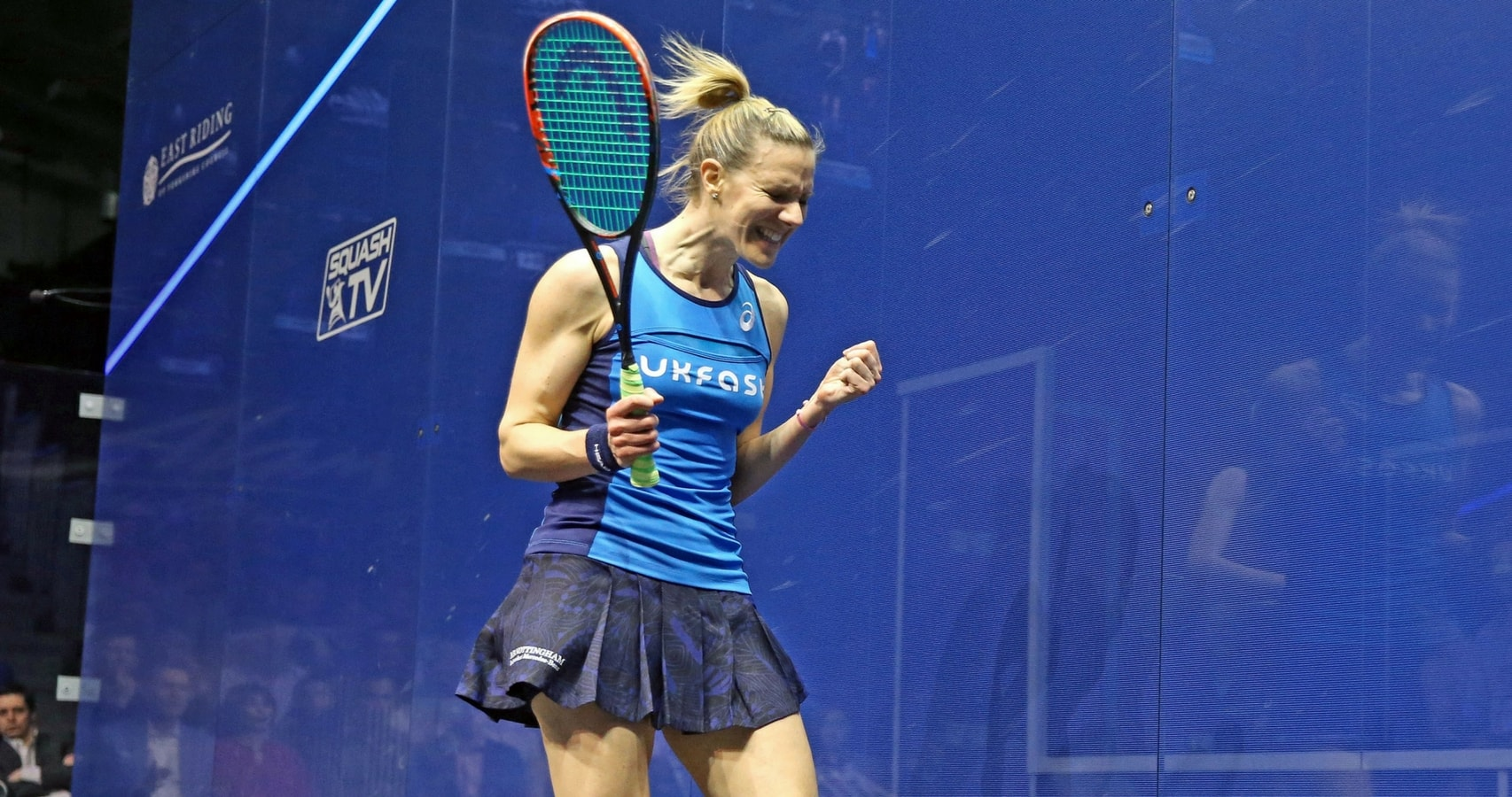Laura Massaro is the current Allam British Open champion