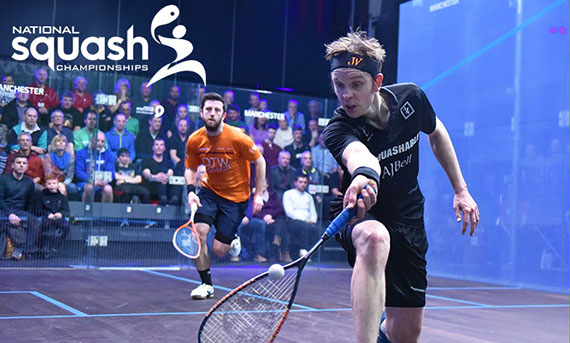 British National Squash Championships