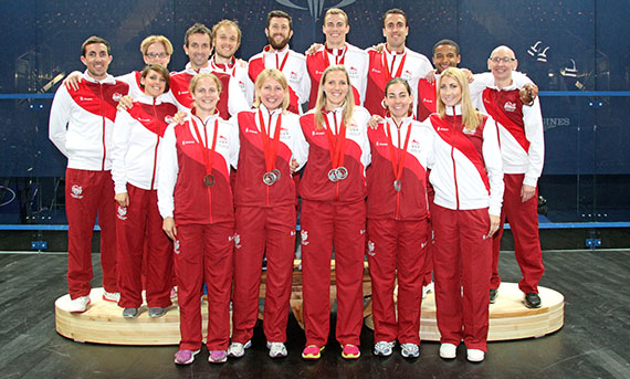 Team England at 2014 Commonwealth Games
