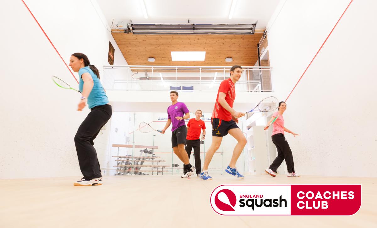 England Squash Coaches Club