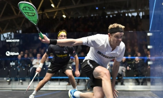 World No.6 James Willstrop will be looking to continue his good run of form at the Allam British Open