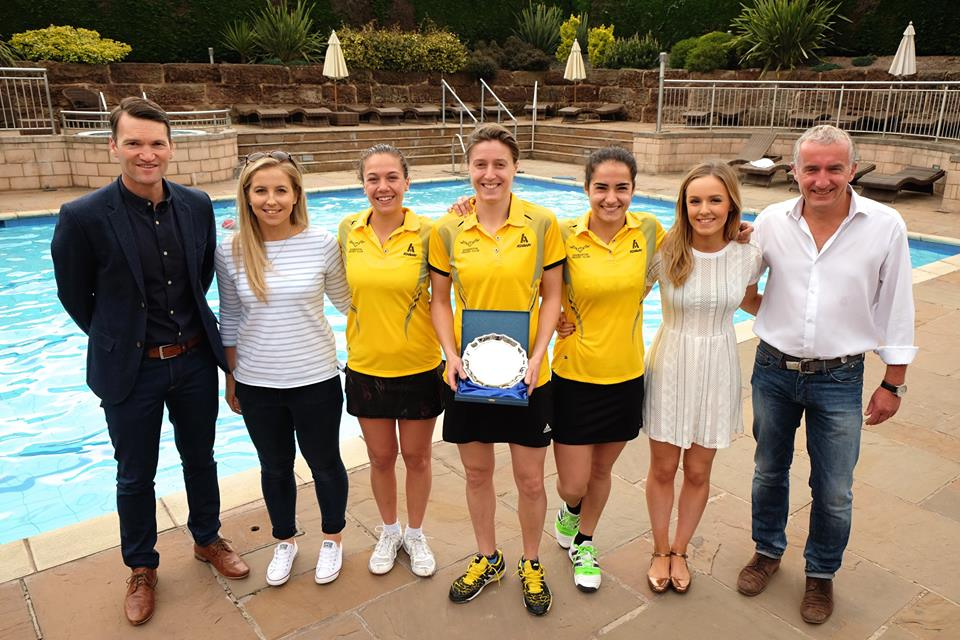 2015 National Club Champions - Edgbaston Priory