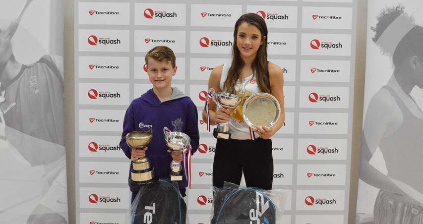 British Junior Championships U15 and U13 champs
