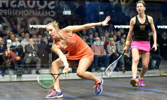 Laura Massaro and Alison Waters