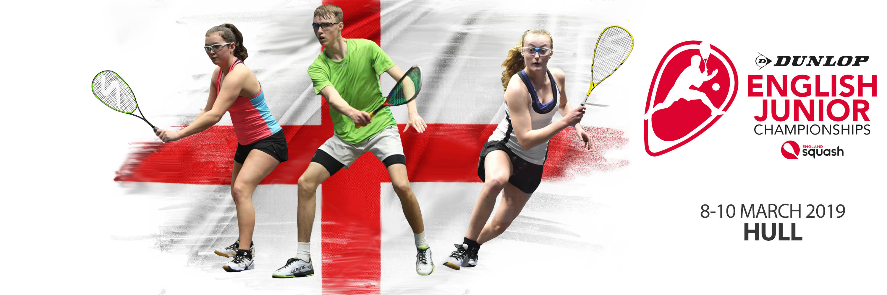 Dunlop English Junior Championships 2019