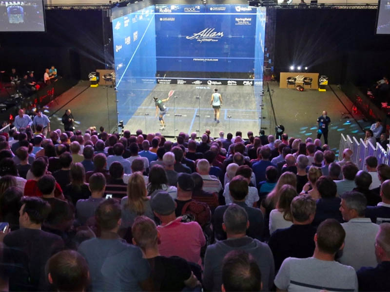 The Allam British Open