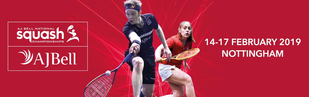 National Squash Championships