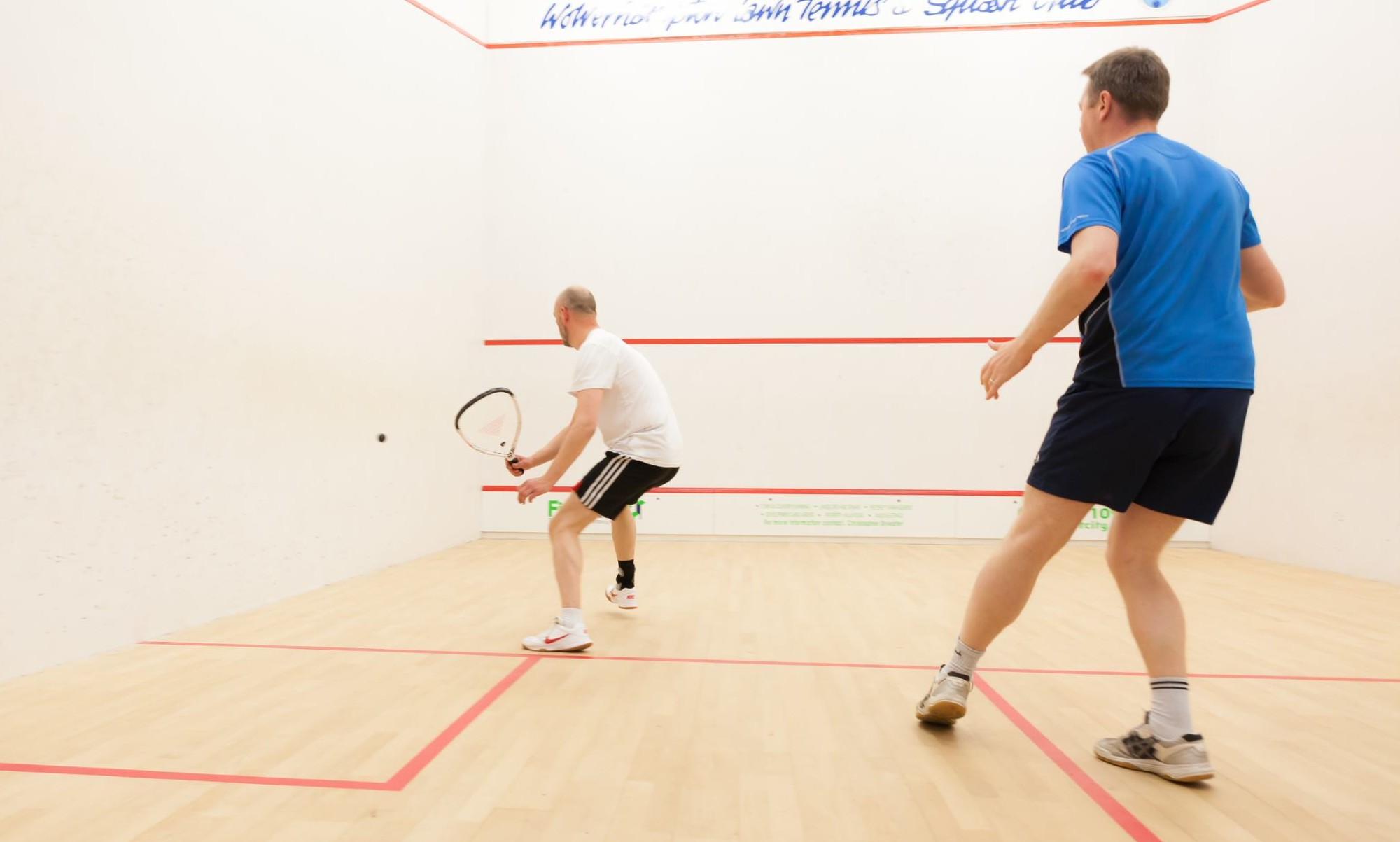 England Squash - Senior/Masters