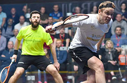 Daryl Selby and James Willstrop