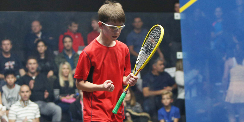 Action from the 2018 Dunlop British Junior Championships