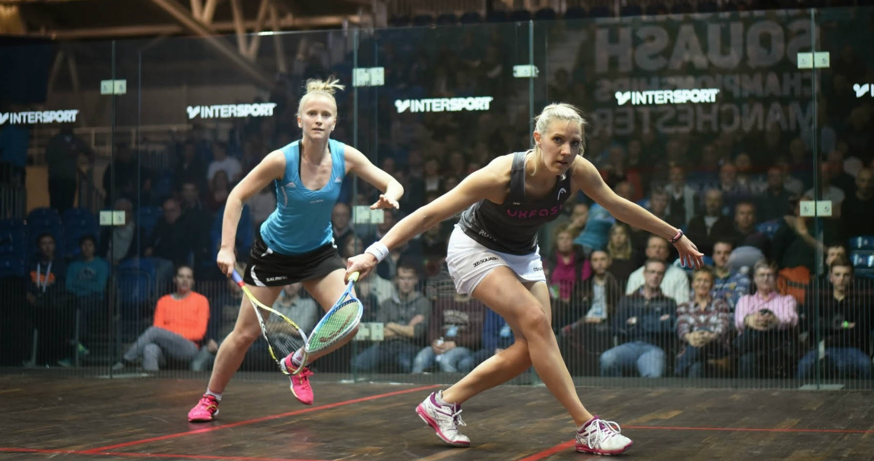 Emily Whitlock and Laura Massaro