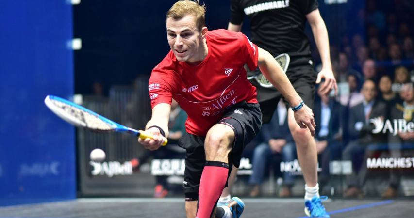 Nick Matthew is glad the PSL Final will be held as a standalone showpiece at the National Squash Centre
