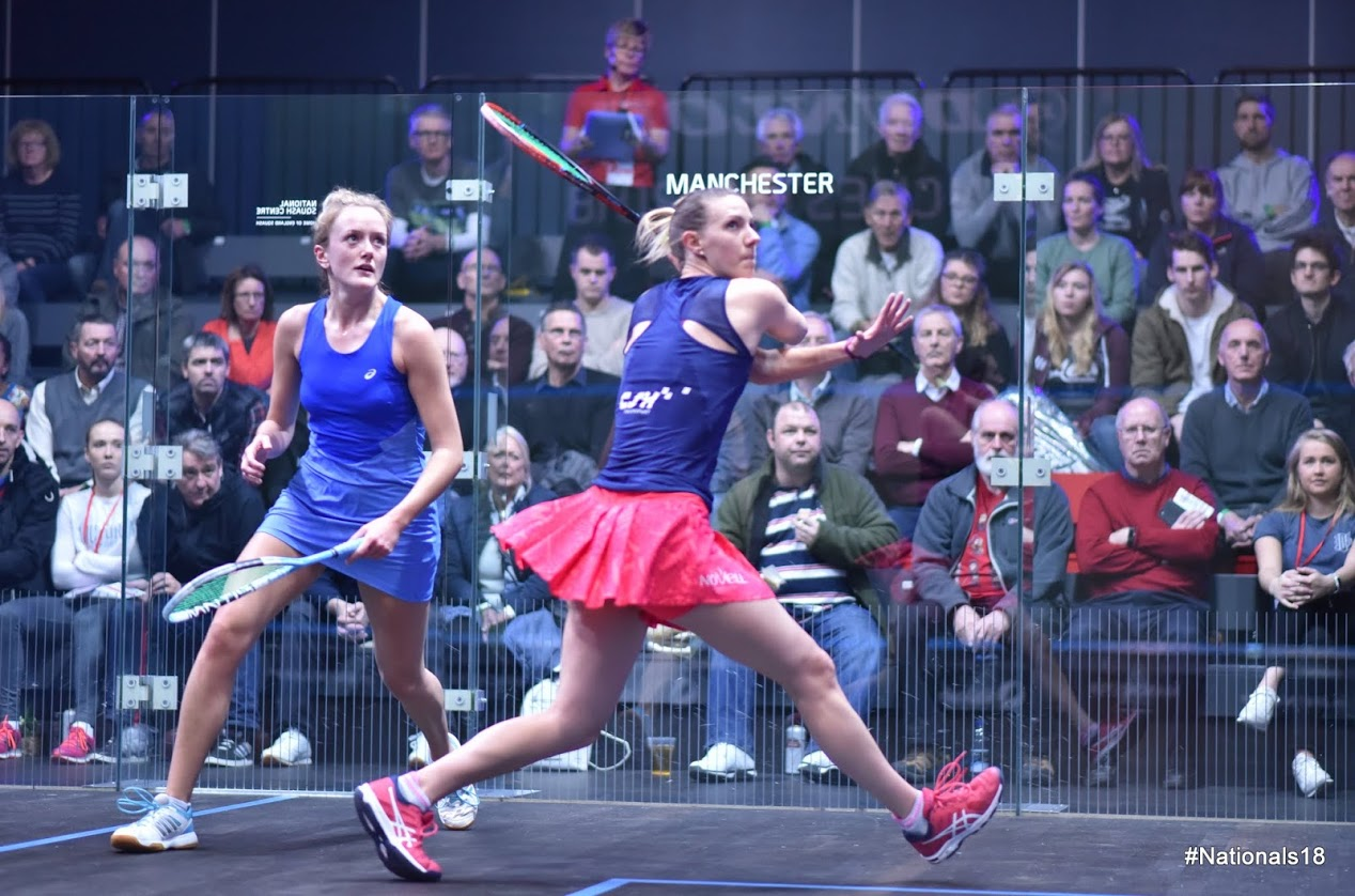 Rachel Chadwick and Laura Massaro