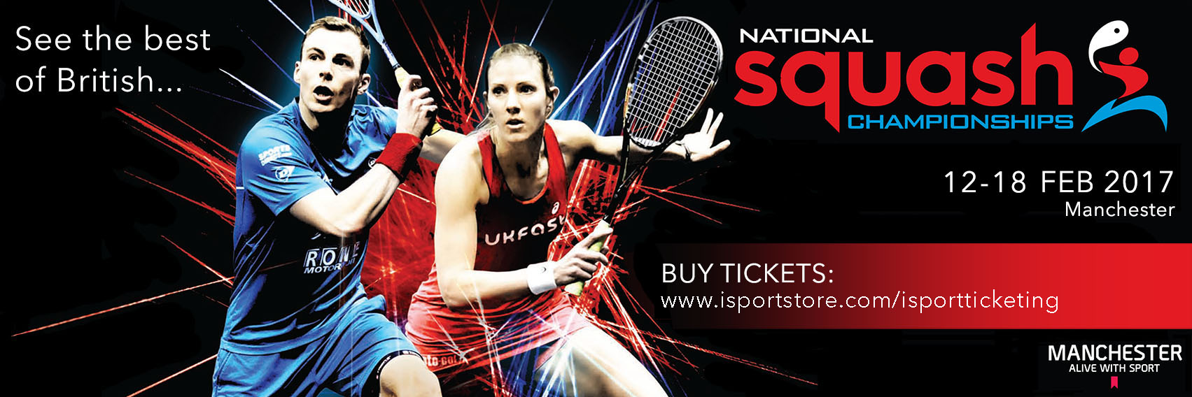 Buy tickets from iSPORTstore