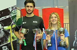 Squash competitions