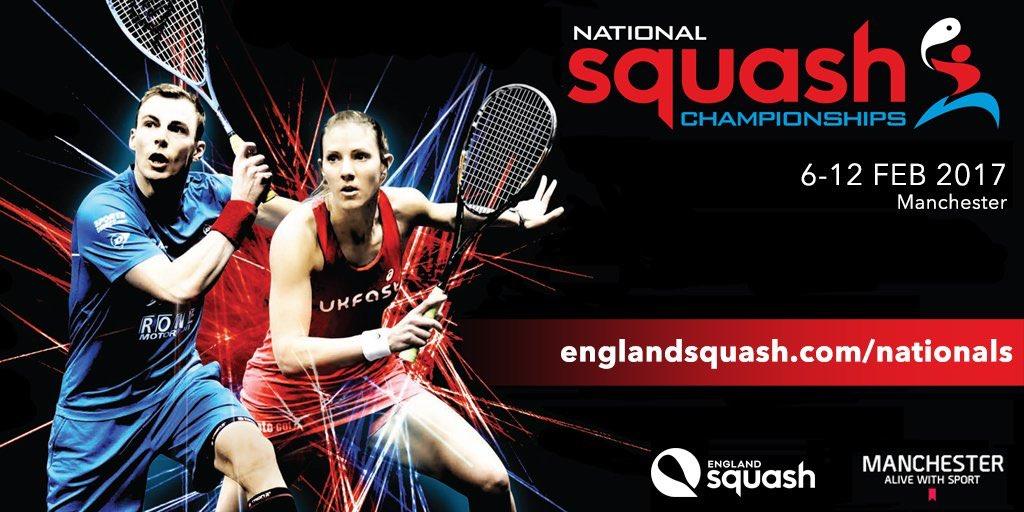 National Squash Championships 2017