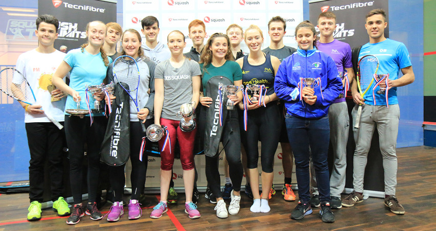 British Junior Championships U19 and U17 champs