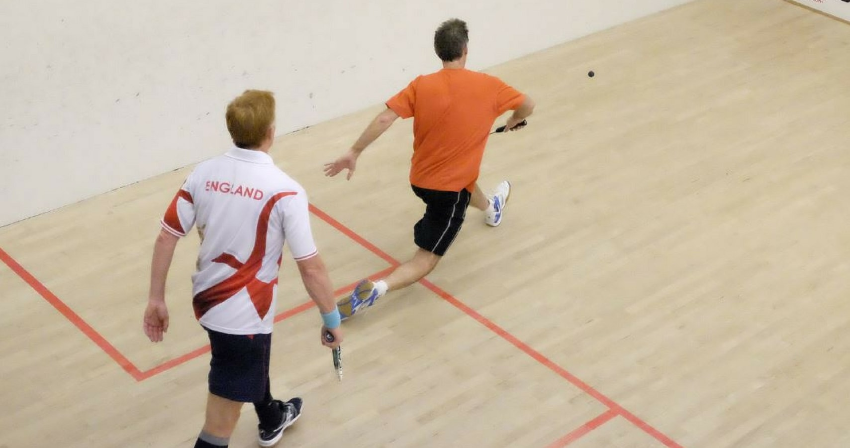 Mark Woodliffe defeated Trevor Wilkinson in the final of the MO55 event