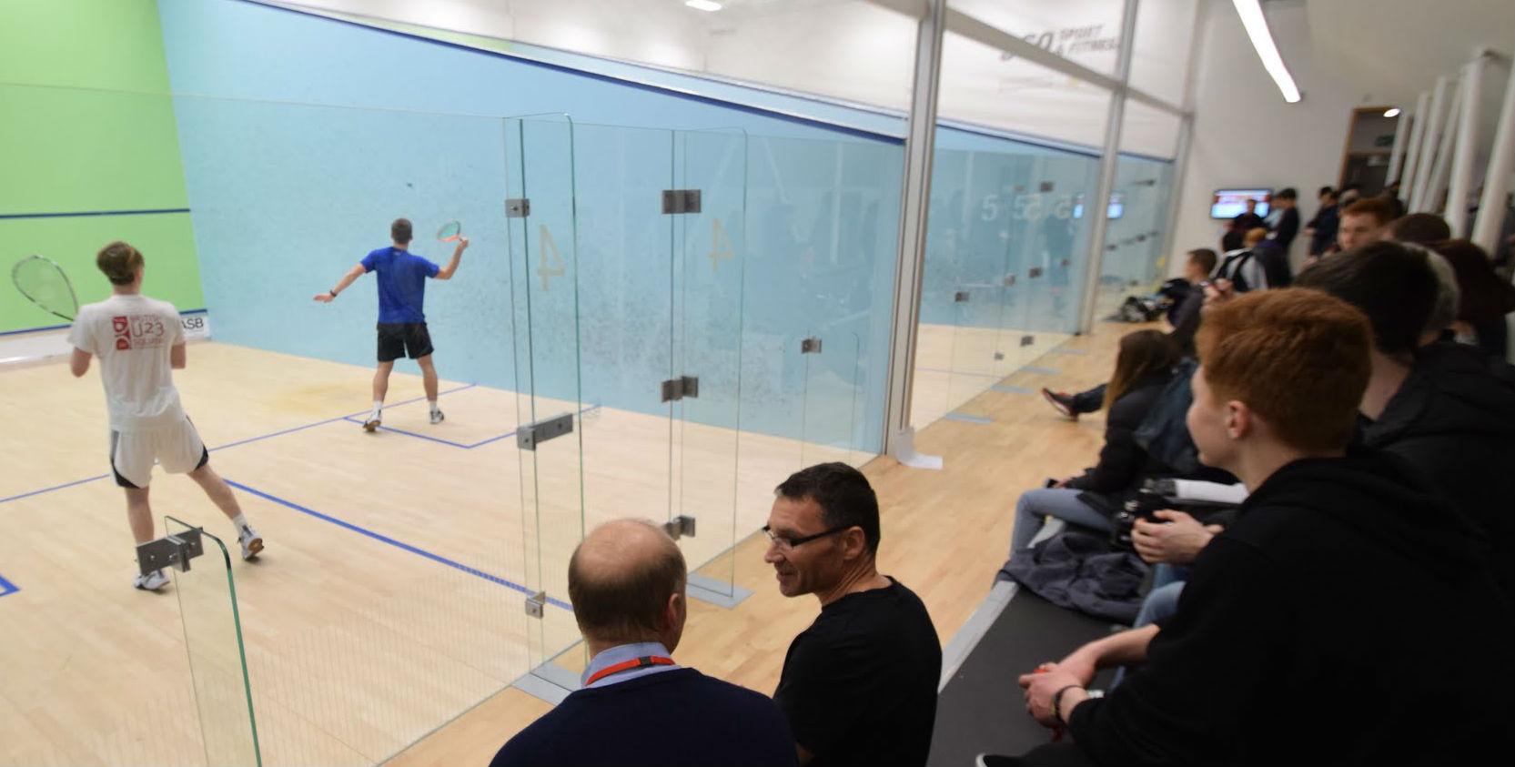 Venue - British Junior Open